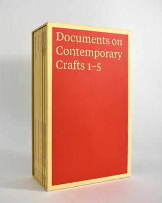 Documents on Contemporary Crafts 1-5 by Andre Gali