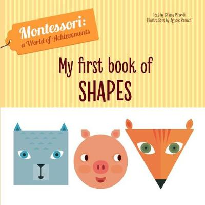 My First Book of Shapes (Montessori World of Achievements) book