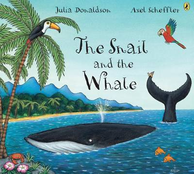 Snail and the Whale book