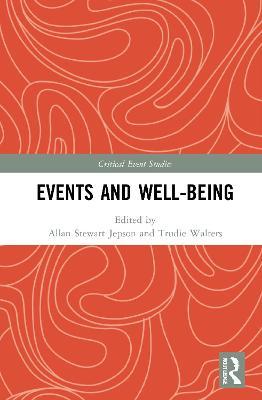 Events and Well-being by Allan Stewart Jepson