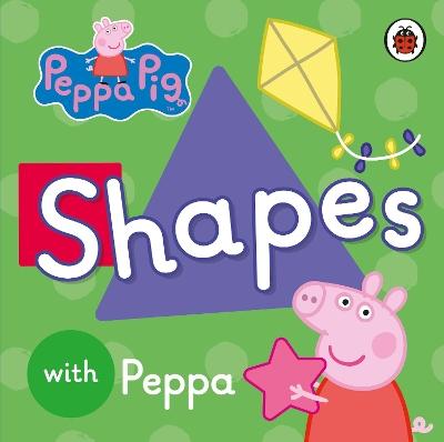 Peppa Pig: Shapes book