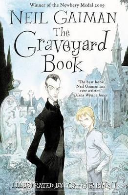 Graveyard Book book