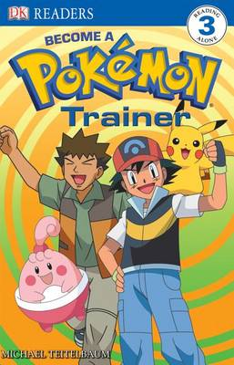 Become a Pokemon Trainer by Prof Michael Teitelbaum