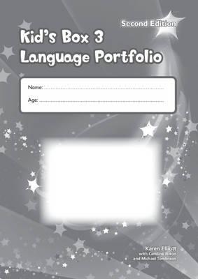 Kid's Box Level 3 Language Portfolio by Karen Elliott