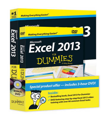 Excel 2013 For Dummies book