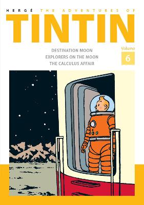 The Adventures of Tintin Volume 6 by Herge