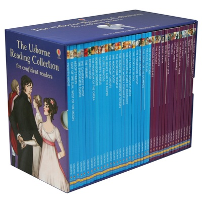 The Usborne Reading Collection for Confident Readers book
