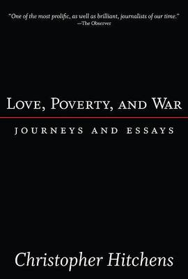 Love, Poverty, and War book