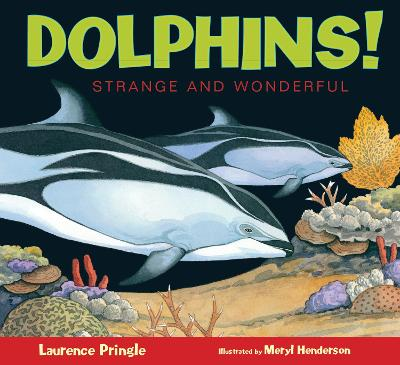 Dolphins! by Laurence Pringle