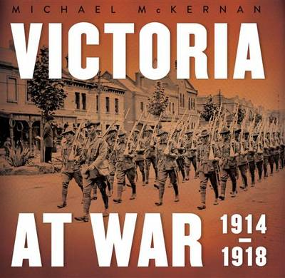 Victoria at War book