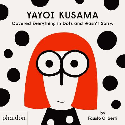Yayoi Kusama Covered Everything in Dots and Wasn't Sorry. by Fausto Gilberti