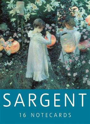 Sargent Boxed Notecards by Tate Publishing