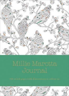 Millie Marotta Journal by Millie Marotta