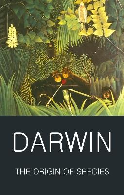 Origin of Species book