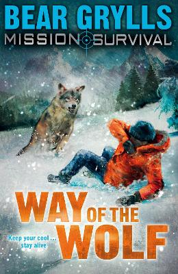 Mission Survival 2: Way of the Wolf book