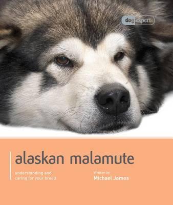 Alaskan Malamute by Michael James