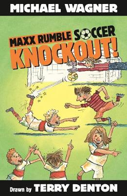 Maxx Rumble Soccer 1: Knockout! book