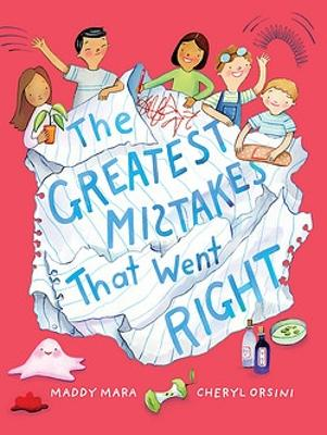 The Greatest Mistakes That Went Right by Maddy Mara