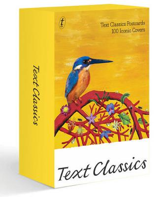 Text Classics Postcards: 100 Iconic Covers by Various Authors