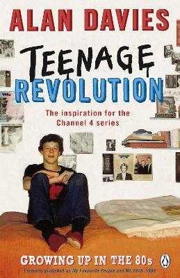 Teenage Revolution by Alan Davies