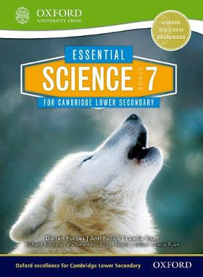 Essential Science for Cambridge Lower Secondary Stage 7 Student Book by Darren Forbes