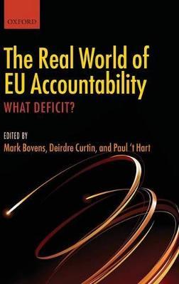 Real World of EU Accountability by Mark Bovens