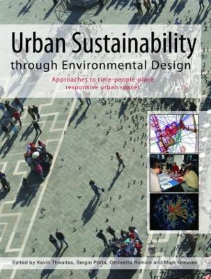 Urban Sustainability Through Environmental Design book