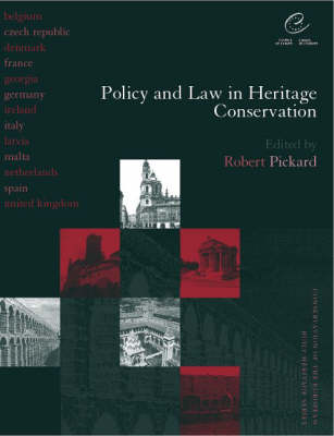 Policy and Law in Heritage Conservation book