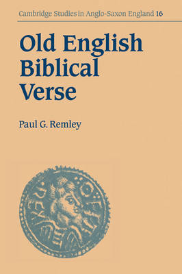 Old English Biblical Verse book