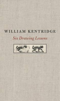 Six Drawing Lessons by William Kentridge