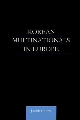 Korean Multinationals in Europe book