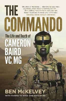 Commando book