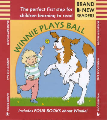 Winnie Plays Ball book