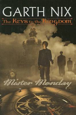 Mister Monday book