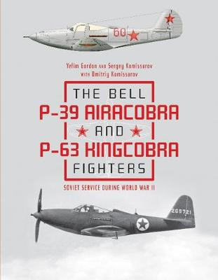 Bell P39 Airacobra and P63 Kingcobra Fighters: Soviet Service during World War II by Yefim Gordon