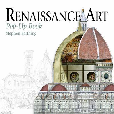 Renaissance Art Pop-up Book by Stephen Farthing