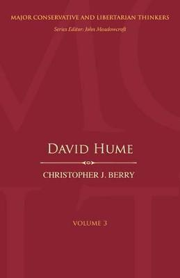 David Hume by Professor Christopher J. Berry