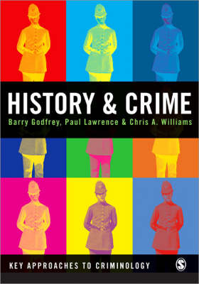 History and Crime by Barry S. Godfrey