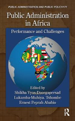 Public Administration in Africa book