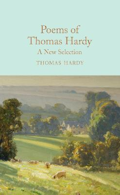 Poems of Thomas Hardy book