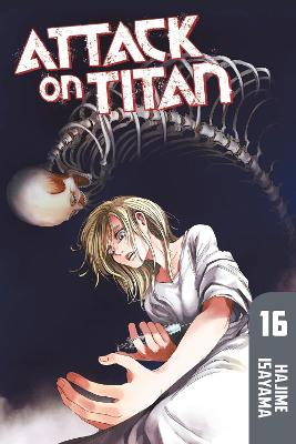 Attack On Titan 16 by Hajime Isayama