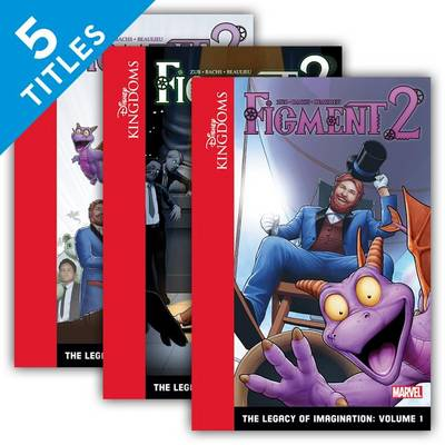 Disney Kingdoms: Figment Set 2 (Set) by Jim Zub