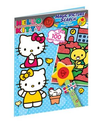 Hello Kitty Magic Picture Search by The Five Mile Press
