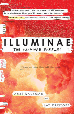 Illuminae book