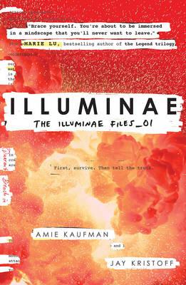 Illuminae book