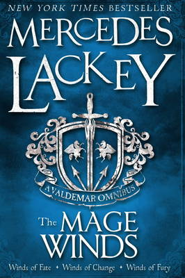 Mage Winds (a Valdemar Omnibus) by Mercedes Lackey