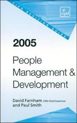 People Management and Development Revision Guide: 2005 by Daniel Farnham