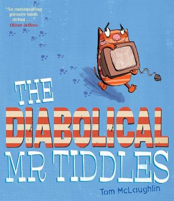 Diabolical Mr Tiddles book