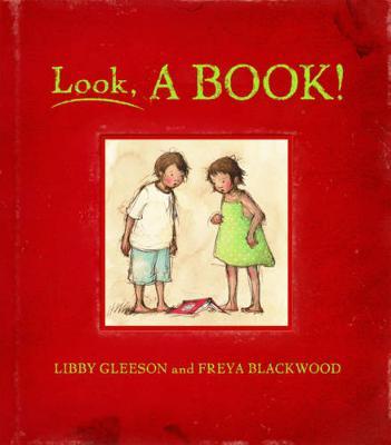 Look, a Book! book