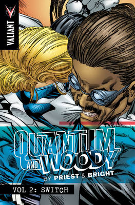 Quantum and Woody by Priest & Bright Volume 2 by M. D. Bright